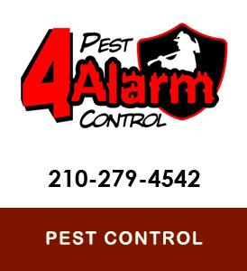 4 alarm pest control San Antonio