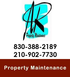 a&r property maintenance San Antonio