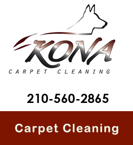 KONA carpet cleaning San Antonio