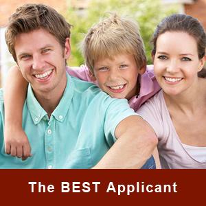 Choosing the best tenant