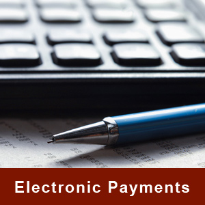 Electronic Owner Payments