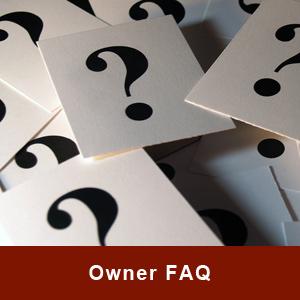 Owner FAQ