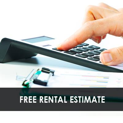 FREE Rental Estimate