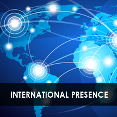 Larsen Properties international presence