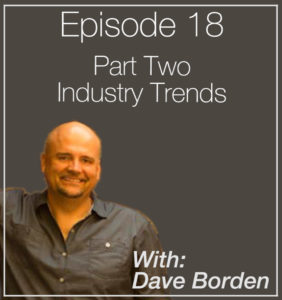 Dave Borden Episode 18 mastermind