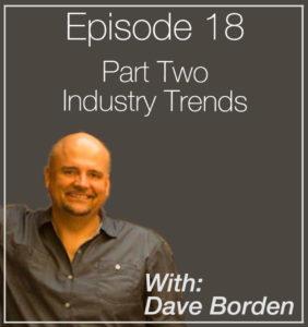 Dave Borden Episode 18 mastermind