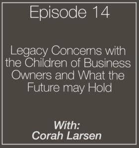 Corah Larsen