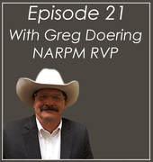Podcase Episode 21 Greg Doering NARPM RVP