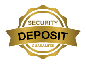 Security Deposit Badge