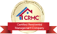 Certified Residental Management Company Badge
