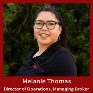 Melanie Thomas